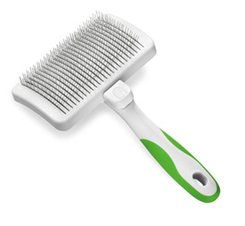 Andis Self Cleaning Slicker Brush