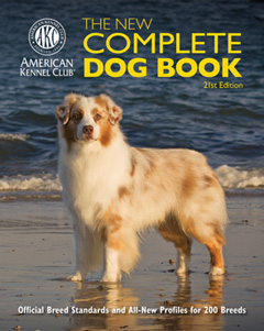 AKC Dog Book