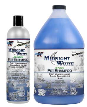 DoubleK Midnight White Shampoo