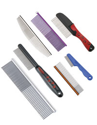 Jump to Groomers Mall Combs Professional Dog and Cat Grooming Tools