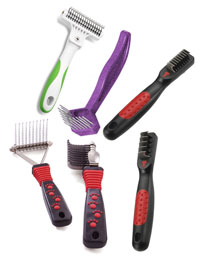 Groomer's Mall Professional Dematting Tools for Grooming