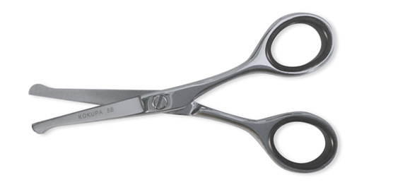 Kokupa 5 B Ball Tip Grooming Shears for Dogs and Cats