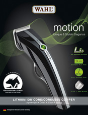 Wahl Motion 5 in 1 Clipper