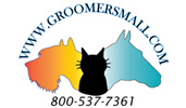 New Groomer's Mall Logo