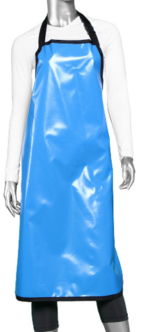 Stylist wear vinyl apron