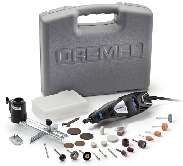 Larger View Dremel Logo