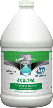 Shop Care 4X Ultra Synergistic Enzyme Laundry Detergent