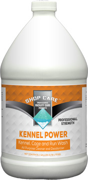 Shop Care Kennel Power All Purpose Cleaner and Deodorizer