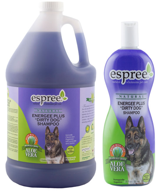 The Groomer S Mall Espree Professional Pet Grooming Shampoos Conditioners And Sprays For Dogs Cats And Horses