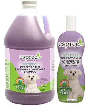 Espree Perfect Plum Professional Dog Grooming Shampoo