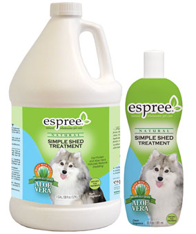 Espree Simple Shed Treatment for Dogs and Cats